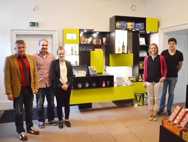 Ganter Interior Gmbh waldkirch neuer museumsshop im elztalmuseum waldkirch neue