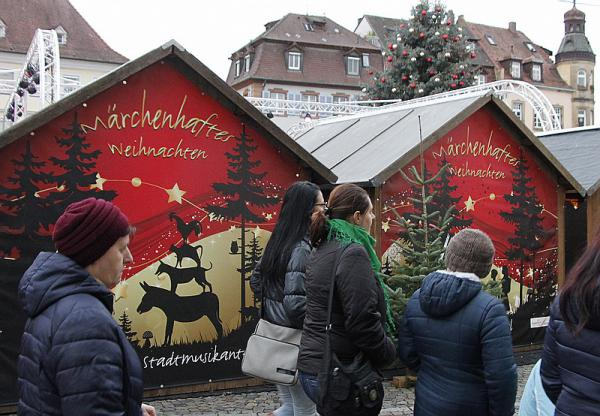 Märchenhaftes Adventserlebnis in Emmendingen   REGIOTRENDS-Foto: Reinhard Laniot