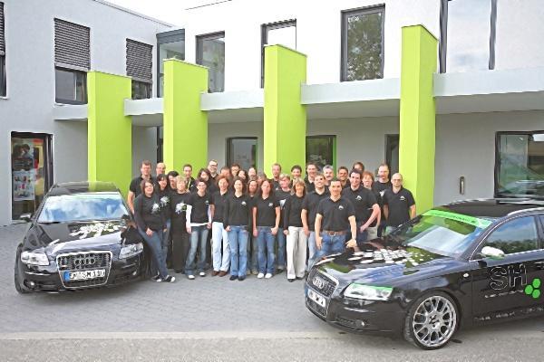 Sh Herbolzheim herbolzheim 15 jahre sh business communications