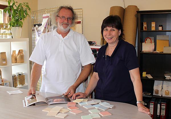 Paolo und Monika Scarpetta