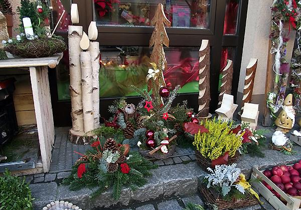 Emmendingen weihnachtsdeko und geschenkideen zu weihnachten zaubergarten bezaubernde - Weihnachtsdeko 2017 trend ...