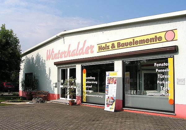Winterhalder, Fenster-Türen-Tore, Otto-Lilienthal-Straße 9, 79331 Teningen, Tel. 07663/1743, Fax 07663/4608