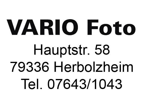 Vario Foto Ringwald, Hauptstraße 58, 79336 Herbolzheim, Tel. 07643/1043,