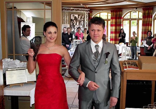 Mode von Brautmoden Céleste aus Bahlingen