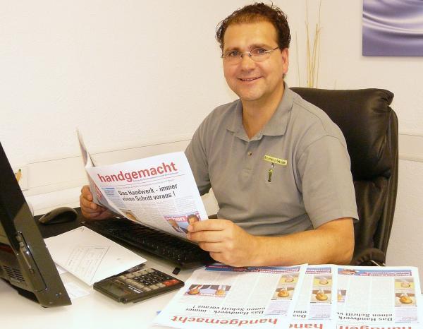 Kreishandwerksmeister Martin Schubnell