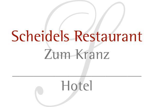 """Frische Küche,  gut sortierter Weinkeller - """"Bei uns ist das Produkt der Star!"""" - Franz Scheidel, Offenburger Straße 18, 79341 Kenzingen, Tel. 07644 / 6855, Fax  07644 / 931077"""