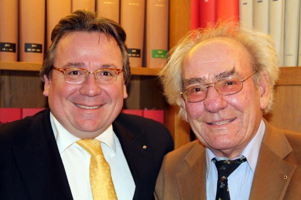 Frank und Uwe Herrigel