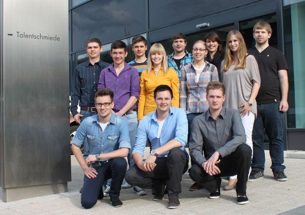 Schiltach: Junge Talente starten ins Berufsleben ...