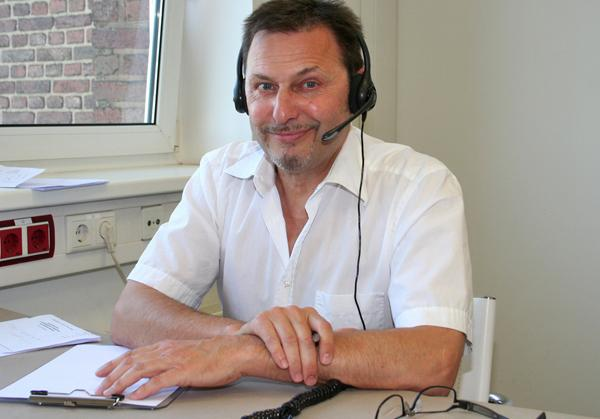 Dr. Dr. med. Johan Denil
