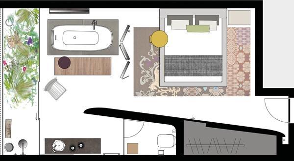 Badezimmer Grundriss Planen - [Droidsure.Com]