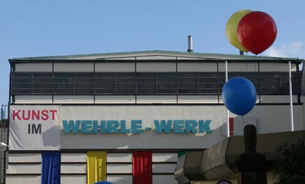 Eingang Wehrle-Werk
