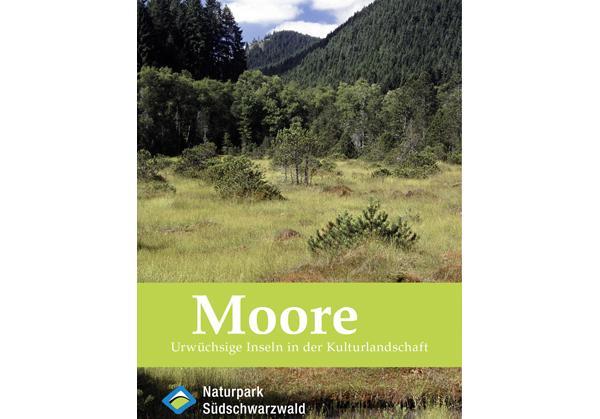 Moore - Cover der Broschüre