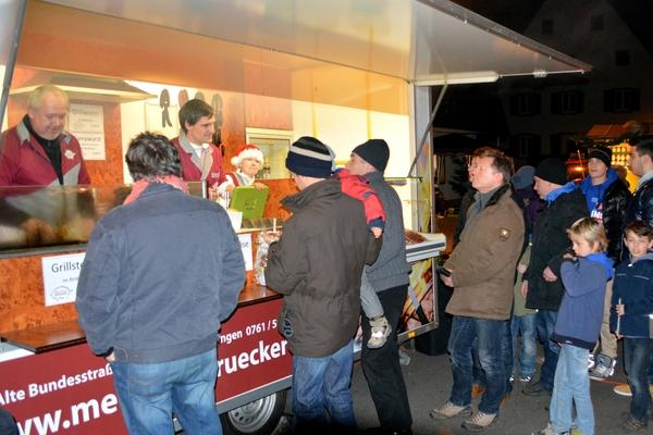 Weihnachtsmarkt Gundelfingen.Gundelfingen Weihnachtsmarkt In Gundelfingen Auch Am Sonntag Bis 18