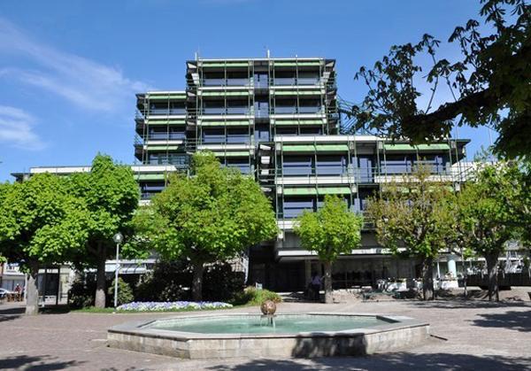 Rheinfelden geb udebezogene aufgaben werden geb ndelt neustrukturierung der stadtverwaltung for Freibad rheinfelden baden
