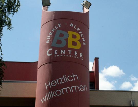 BB-Center - heute mit Flohmarkt