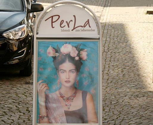 Perla - Schmuck zum Selbermachen, Cornelia- Passage 2, Emmendingen, Tel. 07641/9330350, www.perla-emmendingen.de