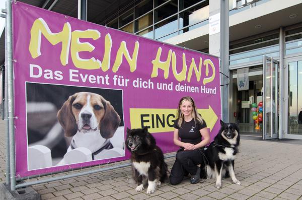 """Die Messe """"Mein Hund"""" zu Gast in Freiburg"""