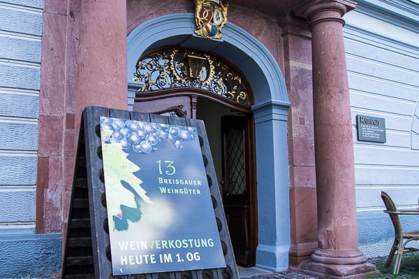 13 Breisgauer Weingüter laden zur Weinverkostung