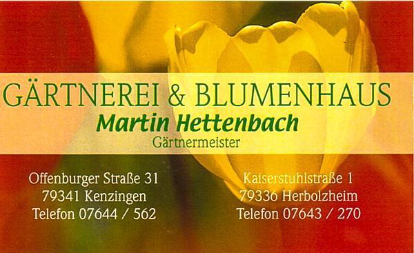 Kaiserstuhlstr. 1, 79336 Herbolzheim, Tel. 07643/270, Fax 07643 / 9140816