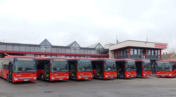 freiburg der 500 bus mit euro vi motor geht in freiburg auf fahrt db regio bus damit gr ter. Black Bedroom Furniture Sets. Home Design Ideas
