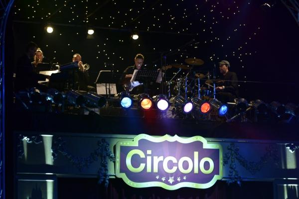 "Weihnachts-Circus ""Circolo"" (Freiburg)  Bilder: Daniel Thoma"