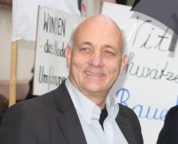 Grüne-Landtagsabgeordneter Alexander Schoch
