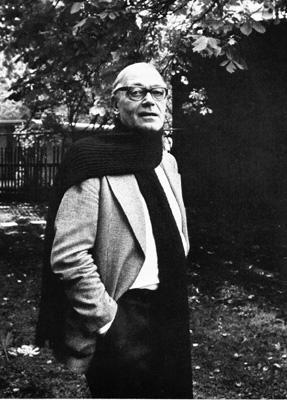Prof. Dr. Werner Vordtriede 1980.