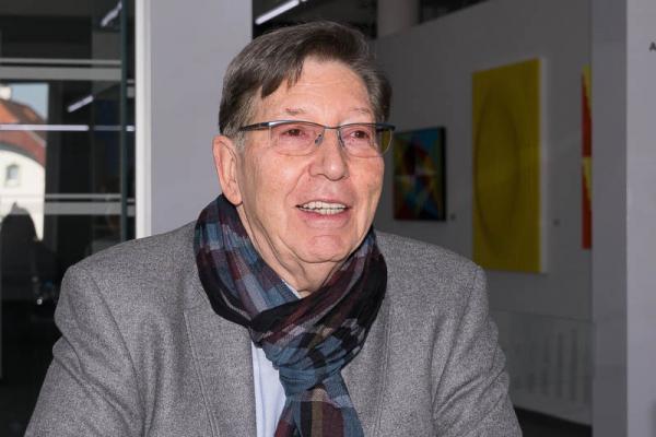 10 Jahre messmer foundation – Die Highlights der Sammlung - Stiftungsgründer Jürgen A. Messmer erzählt über den Werdegang seiner Stiftung.