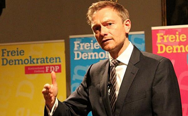 3. Liberaler Bürgerempfang der FDP in Freiburg - Christian Lindner (FDP-Parteivorsitzender)  REGIOTRENDS-Foto: Thomas-Martin Mühl