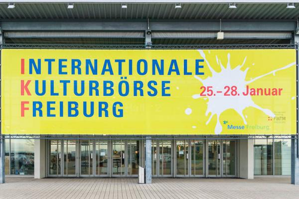 28. Internationale Kulturbörse in Freiburg