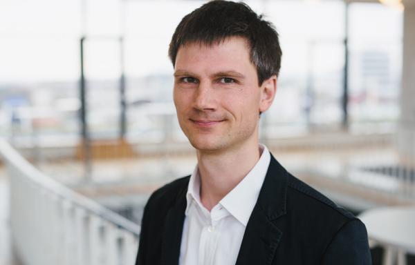 Dr. Martin Mann.  Foto: Sandra Meyndt
