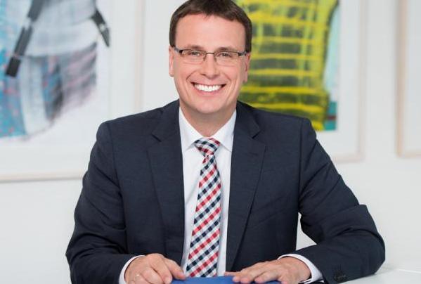 Staatssekretär Volker Schebesta