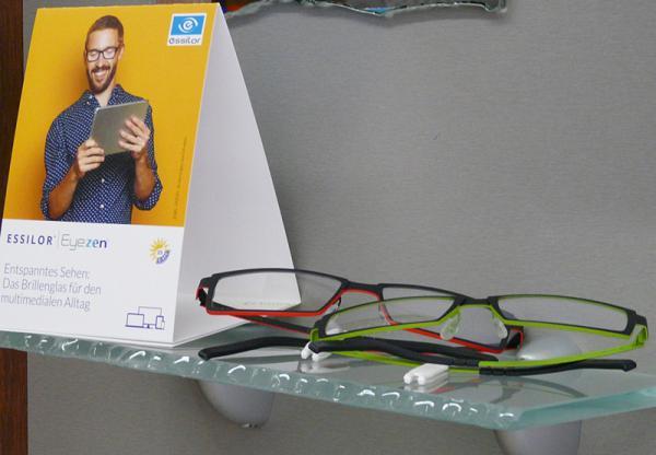 Brillen und Sonnenbrillen vom Fachmann > Optik im Blick: Brillen von Black fin