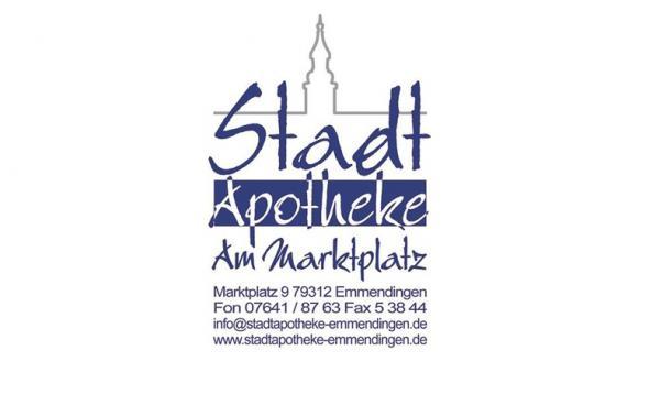 Stadtapotheke am Marktplatz Emmendingen, Marktplatz 9, 79312 Emmendingen, Tel. 07641/8763, Fax 07641/53844, info@stadtapotheke-emmendingen.de, www.stadtapotheke-emmendingen.de