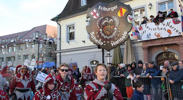 47. Internationaler Emmendinger Fasnachtsumzug    Foto: REGIOTRENDS-Lokalteam Emmendingen / Reinhard Laniot