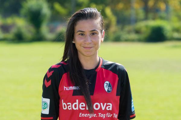 Hasret Kayikci scheiterte in der Anfangsphase mit einem Foulelfmeter an Torhüterin Martina Tufekovic