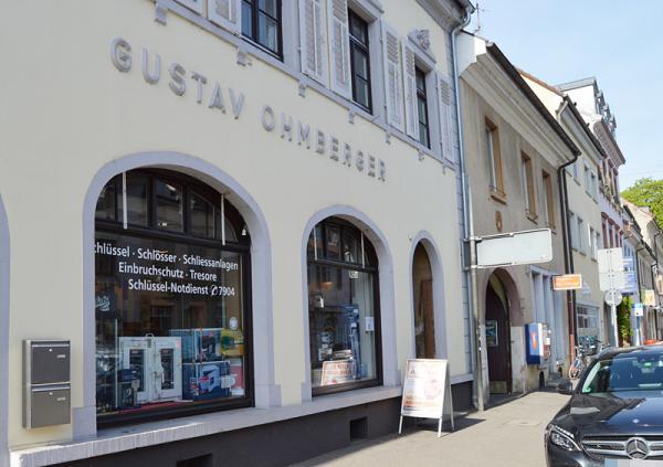 Gustav Ohmberger GmbH & Co. KG, Karl-Friedrich-Str. 7, 79312 Emmendingen Tel. 07641/9333390, Fax 07641/93333920, www.shop.ohmberger.de, info@ohmberger.de