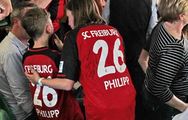 Maximillian Philipp wird vielen Fans fehlen   REGIOTRENDS-Archivfoto