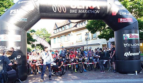 Black Forest ULTRA Bike Marathon in Kirchzarten   REGIOTRENDS-Foto: Jens Glade