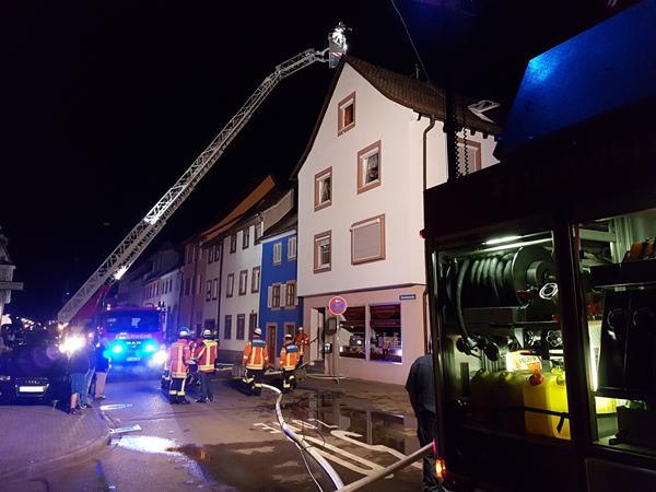 Bild: Feuerwehr Kenzingen