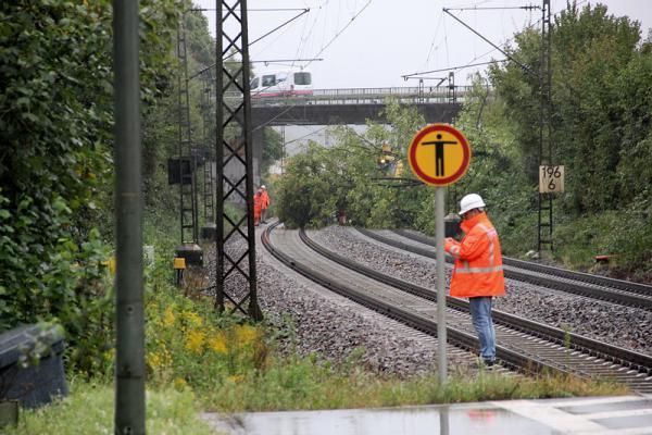 Emmendingen kollmarsreute rheintalbahn blockiert for Emmendingen industrie