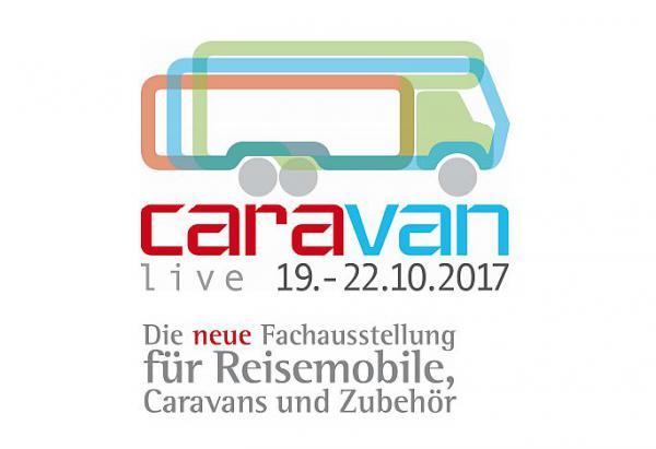 19. bis 22. Oktober: Caravan live - Über 60 Aussteller präsentieren Produktneuheiten für Saison 2018 auf Messe Freiburg   Foto: Freiburg Wirtschaft Touristik und Messe GmbH