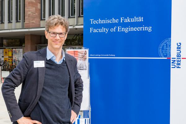 Airborne Wind Energy Conference (AWEC) tagt in Freiburg - Prof. Dr. Moritz Diehl ist der Organisator der Airborne Wind Energy Conference in Freiburg.