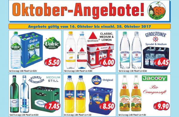 Getränke Gäßler, Carl-Helbing-Str. 9, Emmendingen, Tel. 07641/42379, Fax 07641/573986