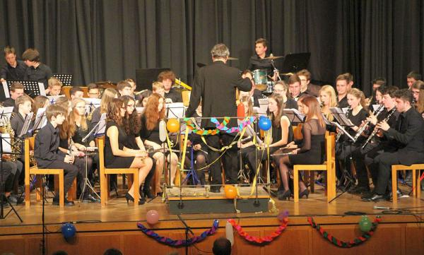 14. Oktober: Herbstkonzert des Jugendblasorchesters - In der Festhalle Kollnau  Foto: Stadt Waldkirch