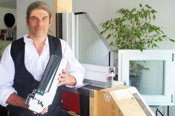 24. Oktober: Neue Fenster und Türen - Infoabend für Haus- und Wohnungseigentümer im Haus des Gastes. Referent: Harald Schmidt, Fensterexperte und Sachverständiger  Foto: Privat