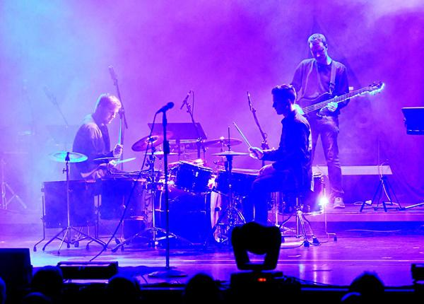 Magic Drums in der Lahrer Stadthalle