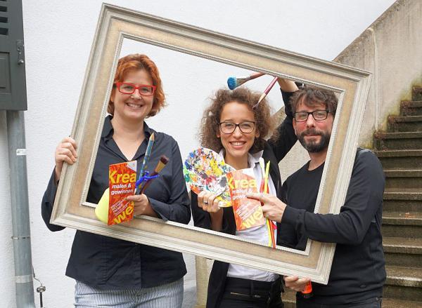 Einreichungsfrist verlängert bis 31. Januar: Malen und Gewinnen - Erster Offenburger Kreativ-Wettbewerb für Kinder und Jugendliche zum Thema Freiheit  Foto: Sophie Hardardt