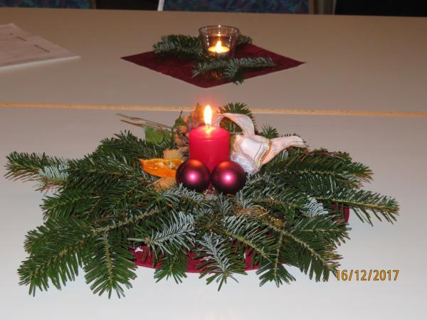 Jahresabschluss der SpVgg Schiltach mit Ehrungen