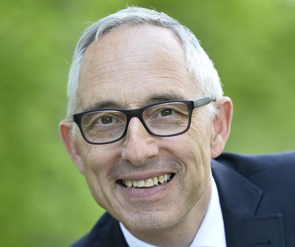 Dr. Rupert Kubon, Oberbürgermeister der Stadt Villingen-Schwenningen